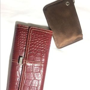 NWOT Wallet and Coin Purse